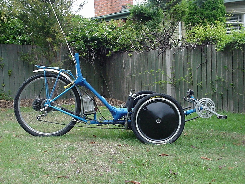 Recumbent Cycle Projects