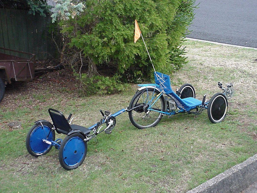 Uss Electric Trike