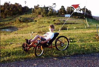 How To Build A Childs Recumbent Trike