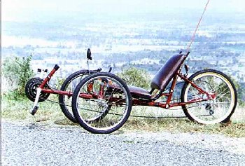 how to build a short wheel base recumbent trike. Black Bedroom Furniture Sets. Home Design Ideas